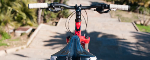 Bike Rentals Barcelona: our specialized hard rock sport mountain bike rental.