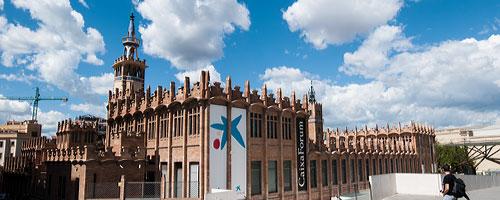 Barcelona Sightseeing, CaixaForum: an image of CaixaForum.